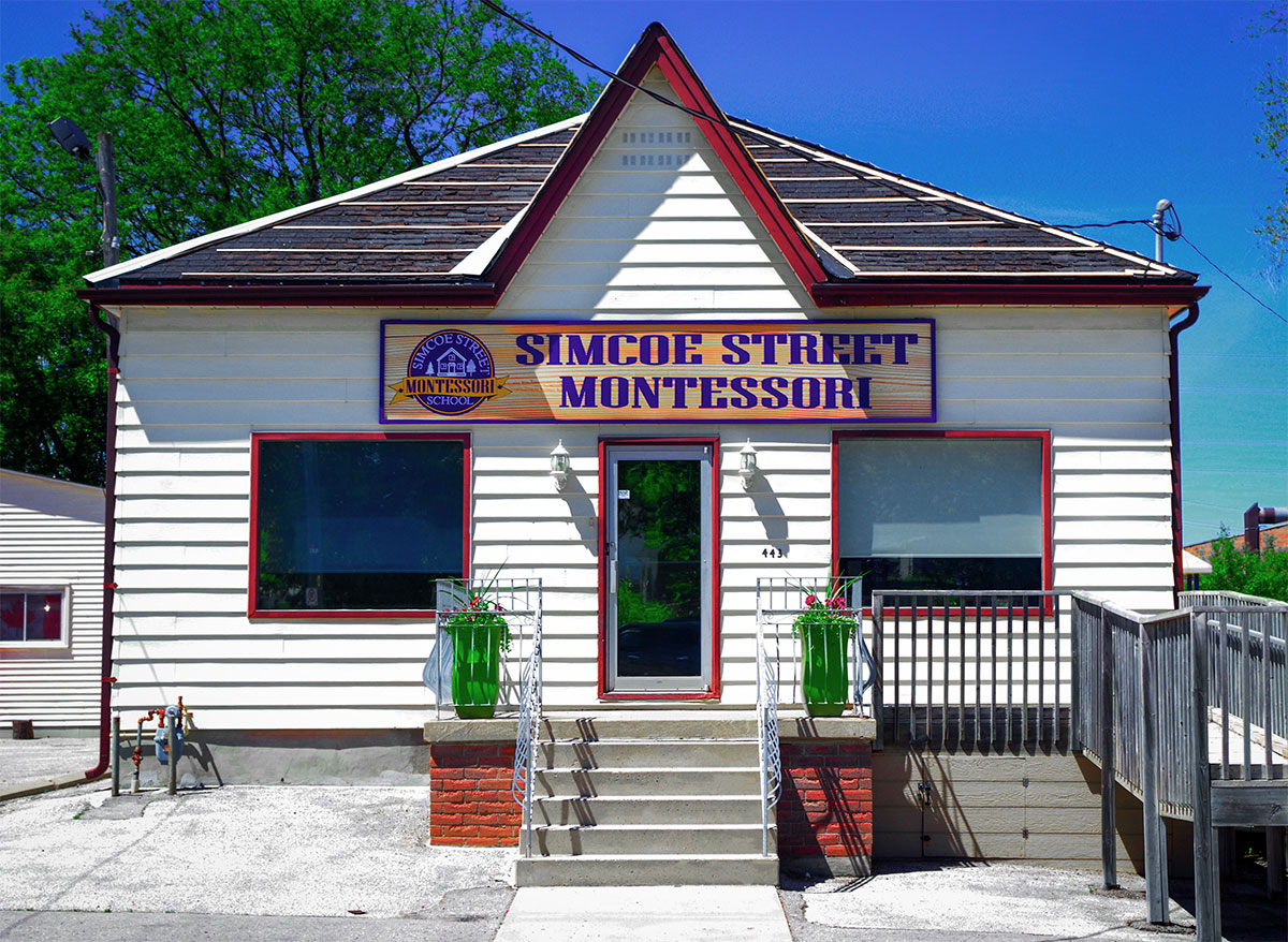simcoe street montessori school newmarket