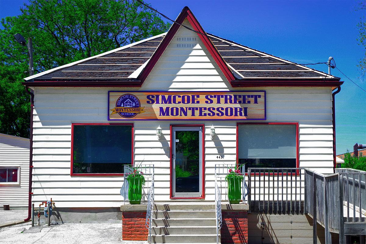 simcoe street montessori